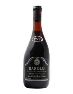 BAROLO 1977 LA.DA Grandi Bottiglie