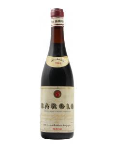 Barolo 1965 BATTISTA BORGOGNO GRANDI BOTTIGLIE