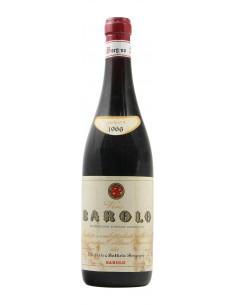 BAROLO 1966 BATTISTA BORGOGNO Grandi Bottiglie