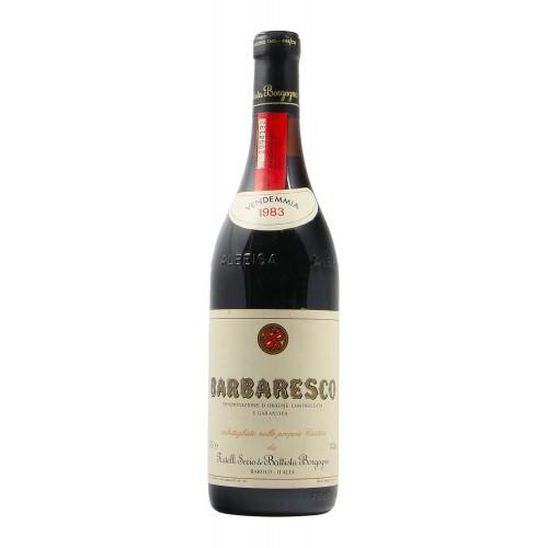 BARBARESCO 1983 BATTISTA BORGOGNO Grandi Bottiglie