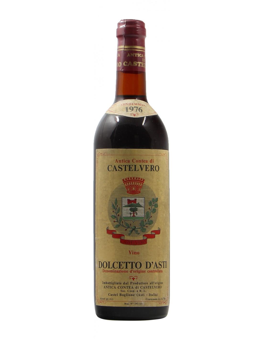 DOLCETTO D'ASTI 1976 ANTICA CONTEA DI CASTELVERO GRANDI