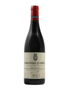 CHAMBOLLE MUSIGNY 1ER CRU LES AMOUREUSES 2013 DE VOGUE Grandi Bottiglie