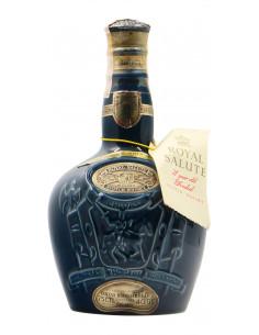 SCOTCH WHISKY ROYAL SALUTE 21YO 40VOL 75CL NV CHIVAS REGAL Grandi Bottiglie