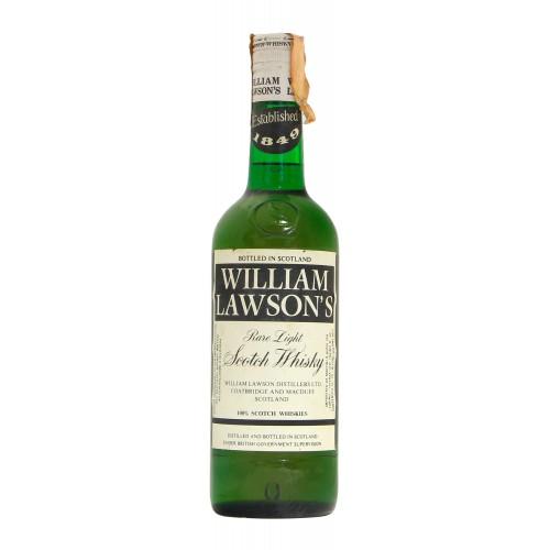 RARE LIGHT SCOTCH WHISKY 75CL NV WILLIAM LAWSON'S Grandi Bottiglie