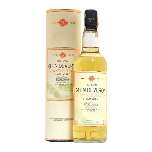 Glen Deveron 5Yo 75Cl 1992