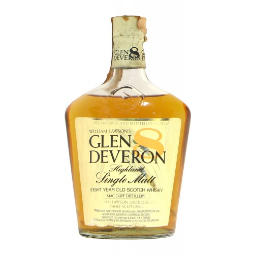 Whisky Glen Deveron 8Yo 75Cl 40Vol
