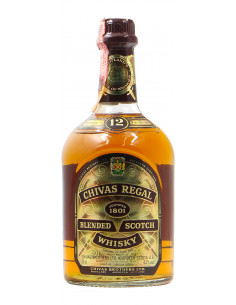 Chivas regal blended scotch whisky 12 YO 70CL ANNI 90 NV CHIVAS REGAL Grandi Bottiglie