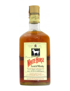 White Horse Fine Old Scotch...
