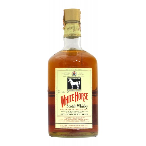 White Horse Fine Old Scotch Whisky 2L
