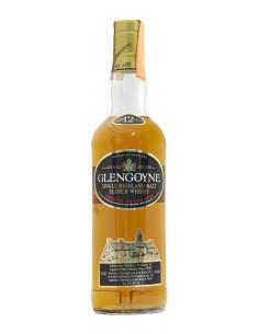 SCOTCH WHISKY 12YO SINGLE HIGHLAND MALT 70CL NV GLENGOYNE Grandi Bottiglie