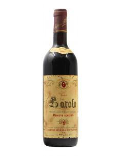 BAROLO RISERVA SPECIALE 1967 COPPA PIETRO Grandi Bottiglie