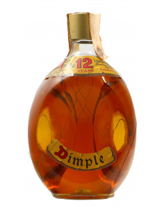 DIMPLE DE LUXE SCOTCH WHISKY 12YO 75CL 40VOL NV JOHN HAIG & CO Grandi Bottiglie