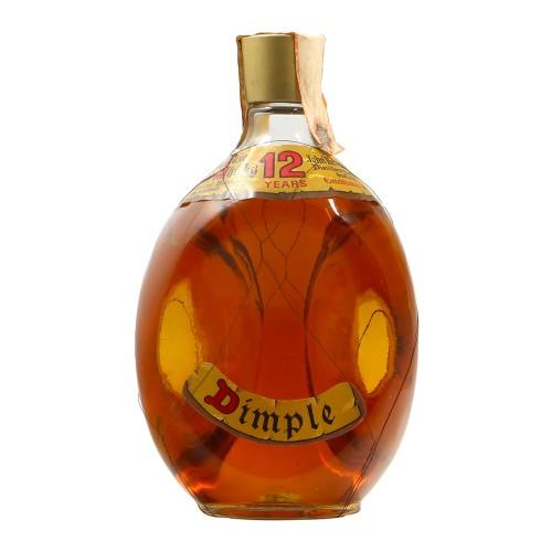 Dimple De Luxe Scotch Whisky 12Yo...