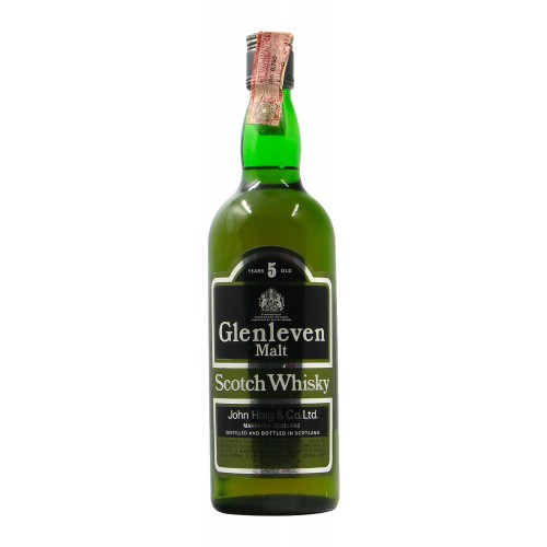 SCOTCH WHISKY 5YO 75CL NV GLENLEVEN Grandi Bottiglie