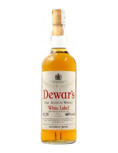 DEWAR' S FINE SCOTCH WHISKY WHITE LABEL 75CL 40 VOL NV JOHN DEWAR E SONS Grandi Bottiglie
