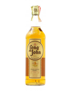 DRINK A TOAST TO LONG JOHN FINEST SCOTCH WHISKY 0.70 L 40 VOL NV LONG JOHN Grandi Bottiglie