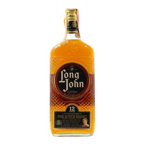 FINE SCOTCH WHISKY 12YO 75CL NV LONG JOHN Grandi Bottiglie