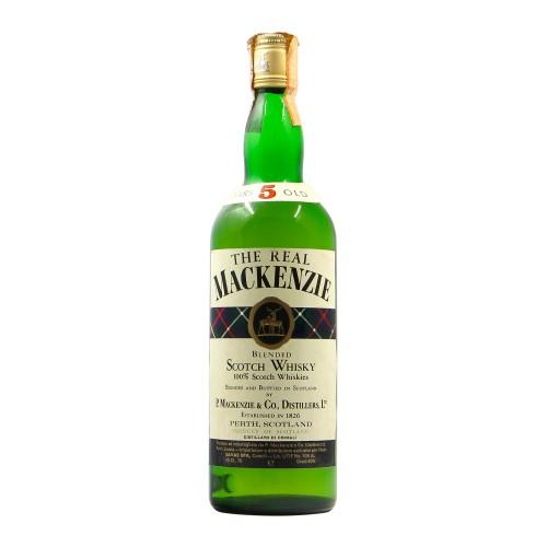 BLENDED SCOTCH WHISKY 75CL 40GR NV THE REAL MACKENZIE Grandi Bottiglie