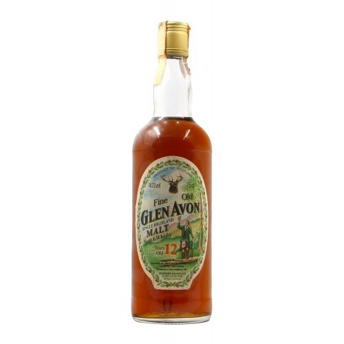 Whisky Fine Old Glen Avon 12Yo 75Cl...