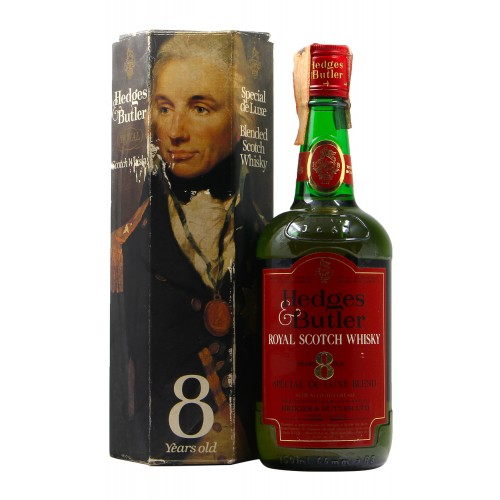 Whisky 8Yo Special Delux Blend 75Cl...