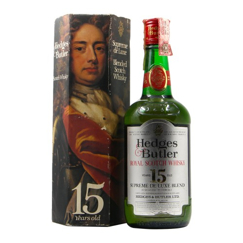 Whisky 15Yo Supreme Deluxe Blend 75Cl...