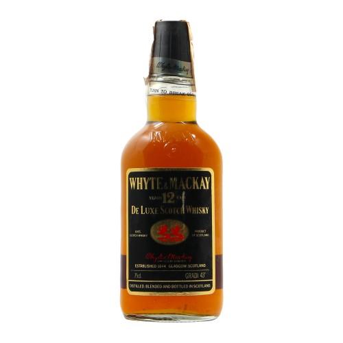 Whisky Whyte Mackay 12Yo 75Cl 43Vol