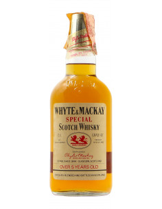 SPECIAL SCOTCH WHISKY 5YO 75CL NV WHYTE & MACKAY Grandi Bottiglie