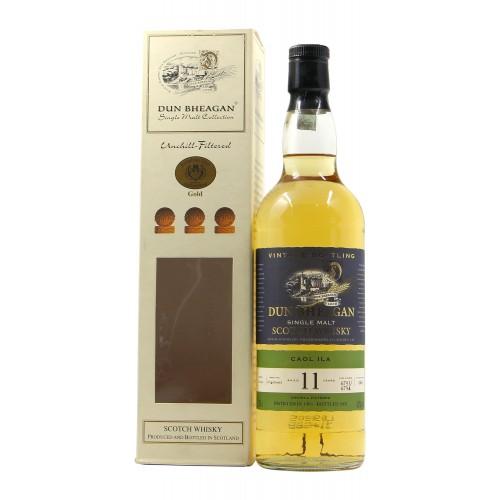 Single Malt Dun Bheagan Scotch Whisky...
