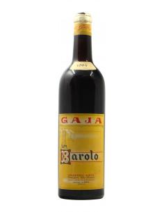 Barolo 1964 FRATELLI GAJA GRANDI BOTTIGLIE