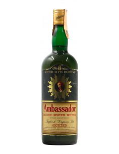AMBASSADOR DELUXE SCOTCH WHISKY 8YO 75CL NV TAYLOR E FERGUSON Grandi Bottiglie