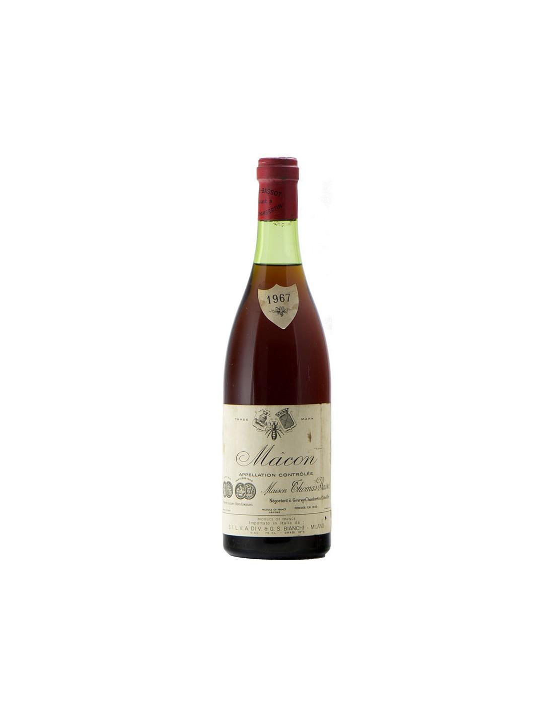 MACON 1967 THOMAS BASSOT Grandi Bottiglie