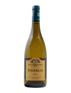 CHABLIS 2017 DOMAINE DOMINIQUE GRUHIER Grandi Bottiglie