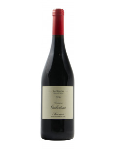 vino naturale SAUMUR ROUGE LES MOTELLES (2016)