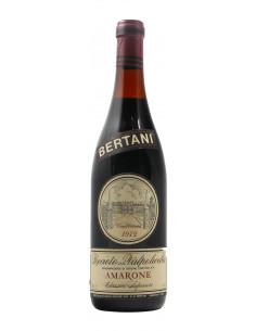 AMARONE 1972 BERTANI