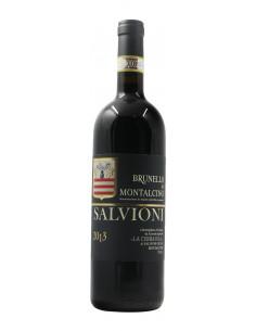 BRUNELLO DI MONTALCINO 2013 SALVIONI Grandi Bottiglie