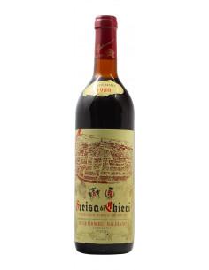 FREISA DI CHIERI 1980 MELCHIORRE BALBIANO Grandi Bottiglie