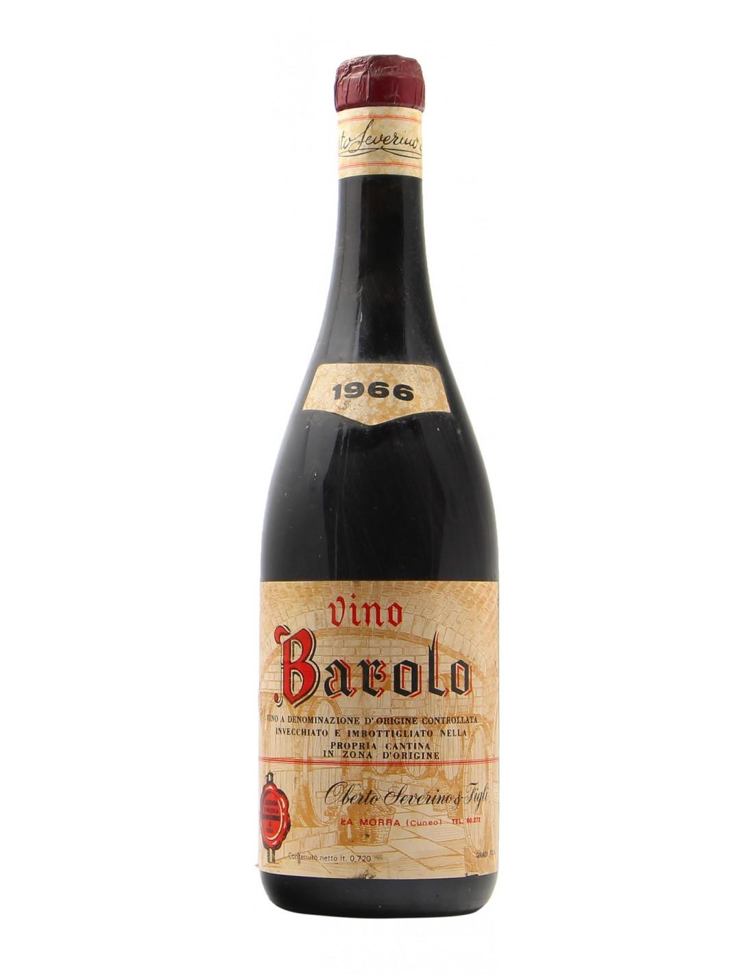BAROLO 1966 OBERTO SEVERINO Grandi Bottiglie