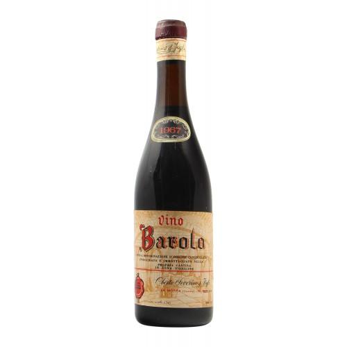 BAROLO 1967 OBERTO SEVERINO Grandi Bottiglie