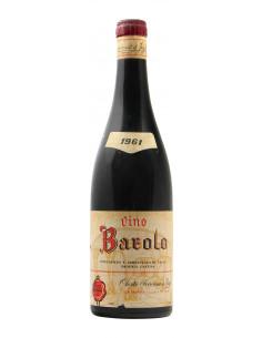 BAROLO 1961 OBERTO SEVERINO Grandi Bottiglie