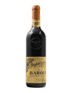 BAROLO 1967 PINBOLOGNA Grandi Bottiglie