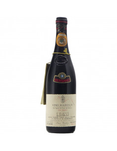 BAROLO 1967 BERSANO Grandi Bottiglie