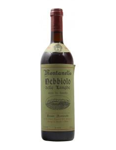 NEBBIOLO 1984 TENUTA MONTANELLO Grandi Bottiglie
