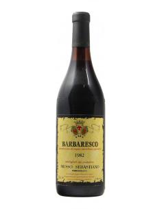 BARBARESCO 1982 MUSSO Grandi Bottiglie