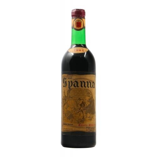 SPANNA 1964 PAVERO EDMONDO Grandi Bottiglie