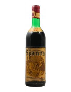 SPANNA 1967 PAVERO EDMONDO Grandi Bottiglie
