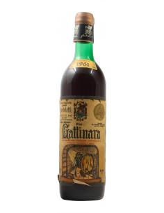 GATTINARA 1961 FRATELLI...