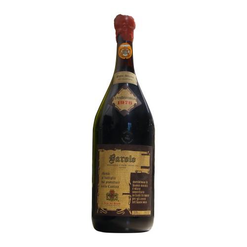 BAROLO 378CL 1976 TERRE DEL BAROLO Grandi Bottiglie
