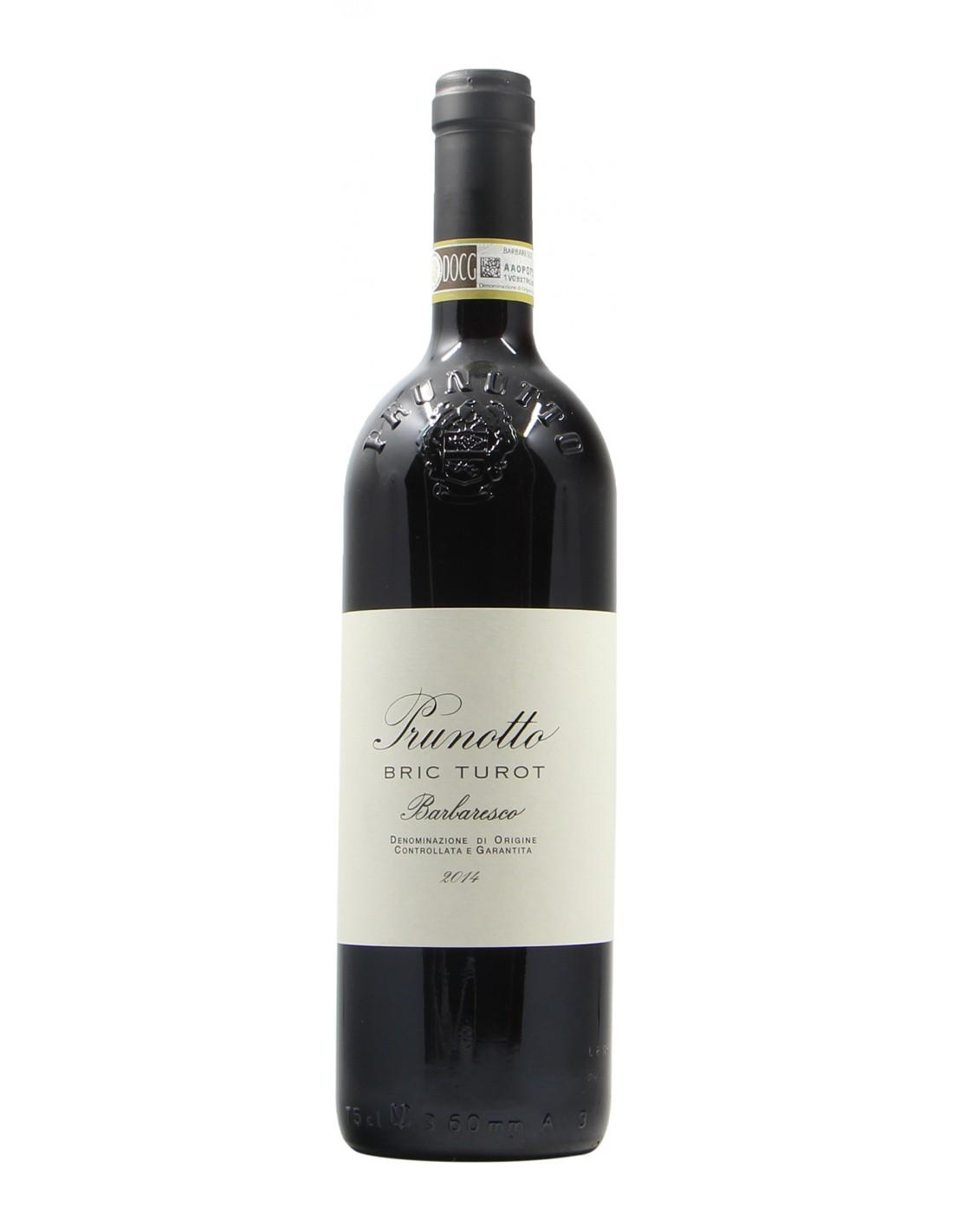 BARBARESCO BRIC TUROT 2014 PRUNOTTO Grandi Bottiglie