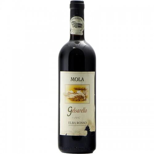 ELBA ROSSO GELSARELLO 1997 MOLA Grandi Bottiglie