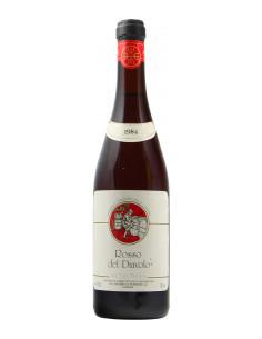 ROSSO DEL DIAVOLO 1984 FRANCOLI Grandi Bottiglie